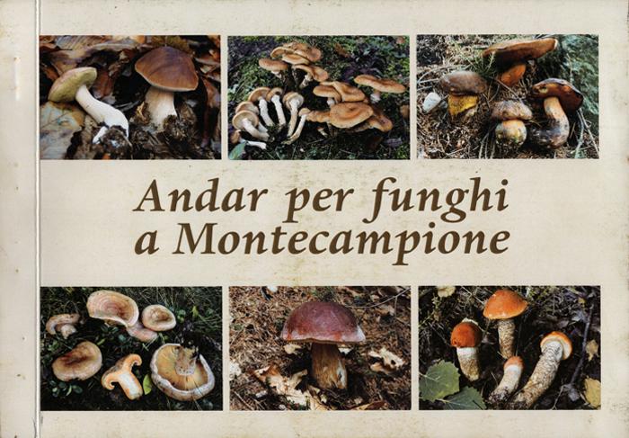 """Mercoledì a Montecampione parliamo di funghi – E' ufficiale: il libro """"Andar per funghi a Montecampione"""" uscirà a Pasqua 2021!"""