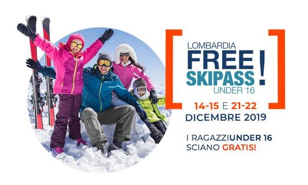 Radio Voce Camuna – Gli under 16 della Lombardia a lezione di sci gratis