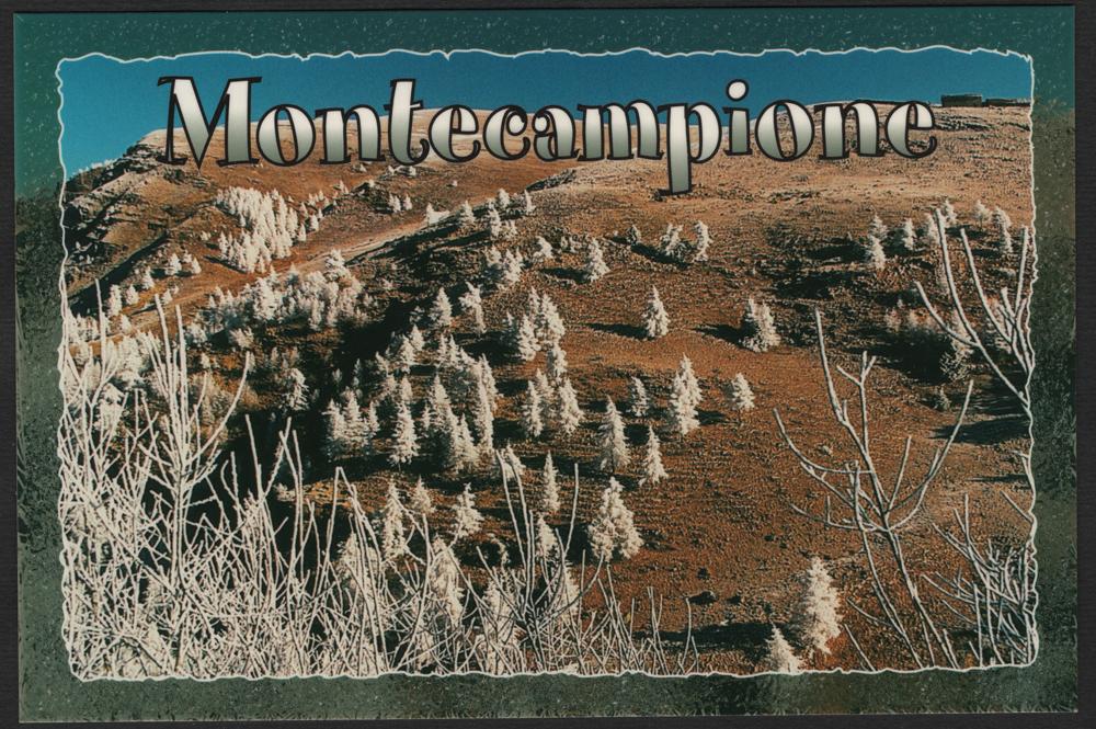 La cartolina del martedì – Montecampione MONTECAMPIONE Vallecamonica (BS) edita da Foto Paolo Scarsi