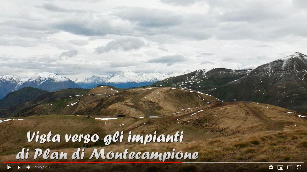 Oggi è venerdì ed allora? Youtube – 2013, Dal Colle di San Zeno a Montecampione