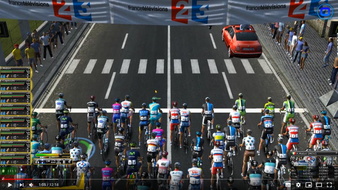 Oggi è venerdì ed allora? YouTube – 2014, PCM 13   Giro   Etape 15 : Valdengo – Plan de Montecampione [HD] [Fr]