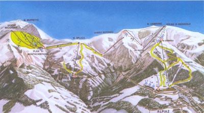 """Che bello """"smanettare"""" su Google di giovedì – 2001, Bresciainvetrina, la Val Camonica: Montecampione"""