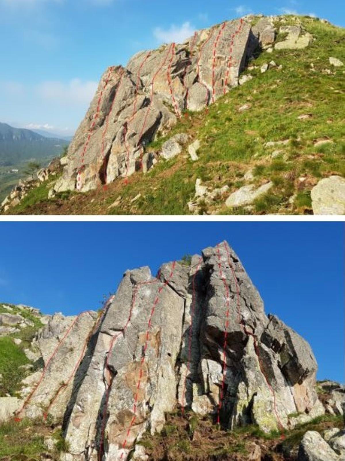 Guida Alpina Roberto Parolari – Falesia del Muffetto a Montecampione (BS)