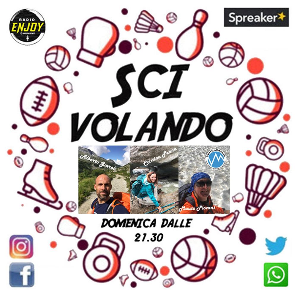 Radio Enjoy in diretta da Montecampione – Raffaella in compagnia dei soci fondatori di Verticalmonte