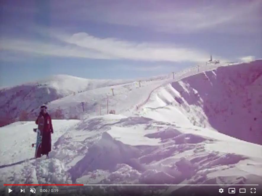 Oggi è venerdì ed allora? Youtube – 2008, (1) Montecampione 1800 Top of Ski Lift, Italy