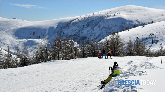 BreasciaToday – Montecampione Ski Area: un nuovo laghetto a 1.800 metri di quota