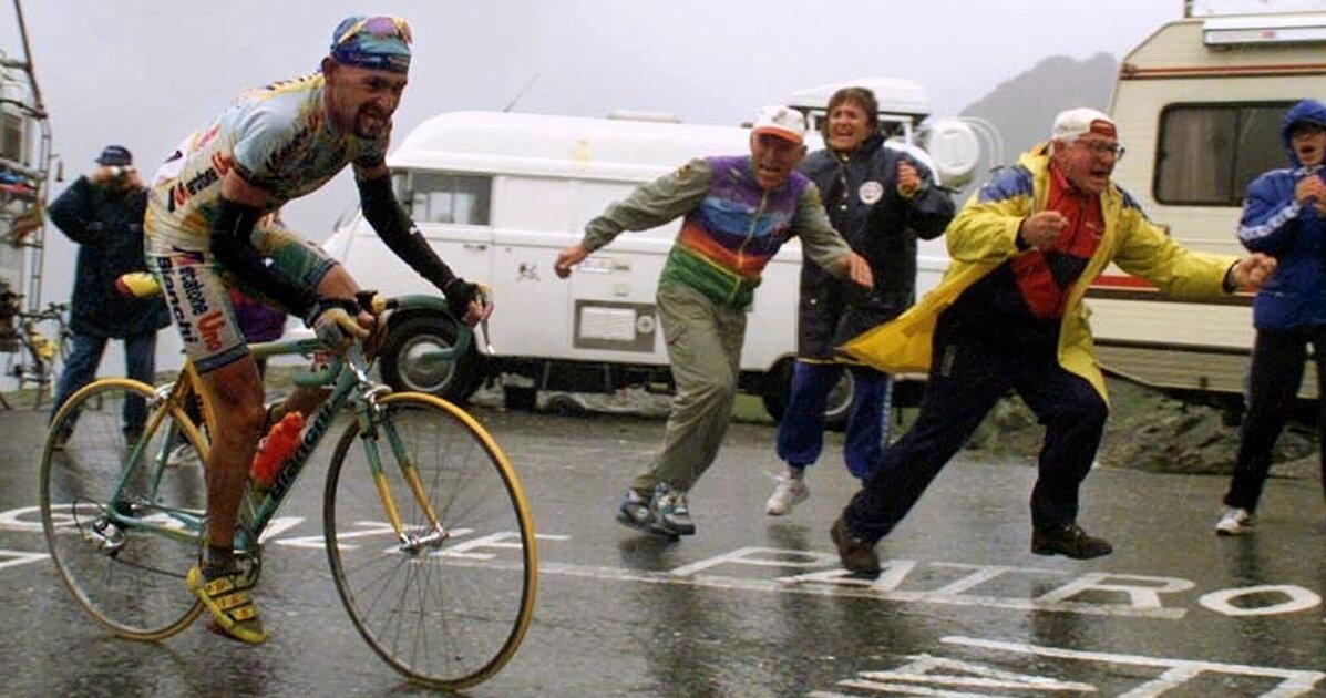 Italy 24 News – Marco Pantani was a us